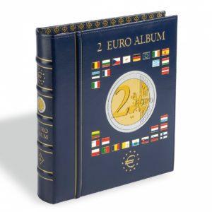 VISTA 2-eurós érmealbum