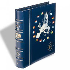VISTA euró-érmealbum 1. kötet