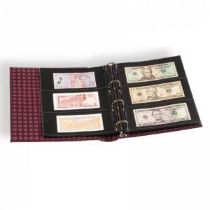 Bankjegytárolás
